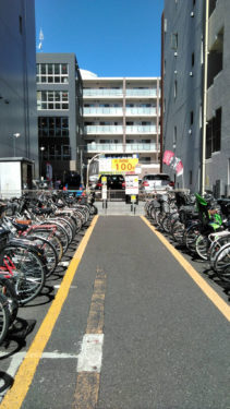 TERIOS CYCLE STATION7 大宮桜木町