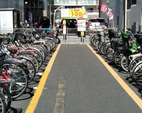 TERIOS CYCLE STATION7 大宮桜木町